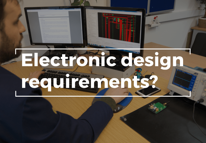 do you require electronic design services from gspk design