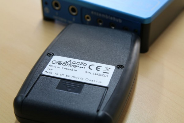 CE mark example on an electrical item