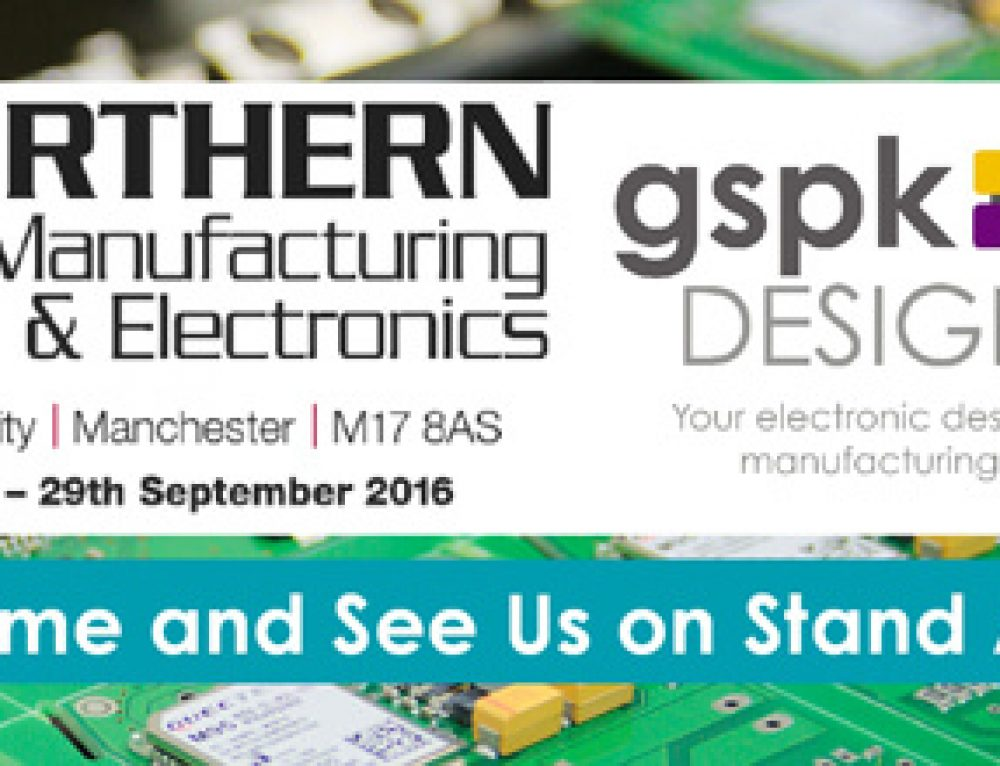 Northern Manufacturing 2016 in Manchester