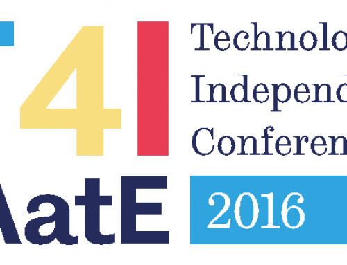 T4i Assistive Tehnology Conference in Sheffield 2016