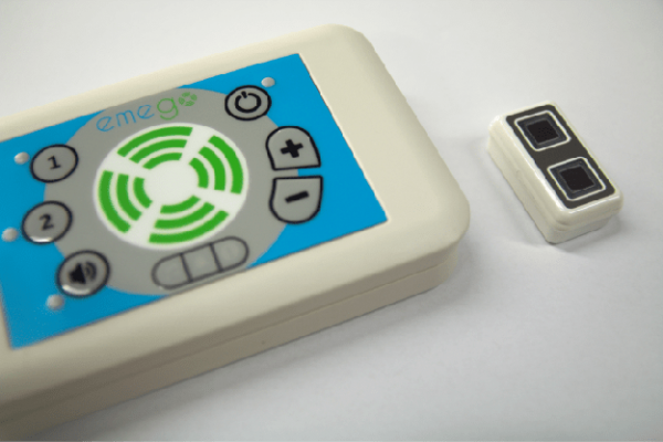 The emego Assistive switch