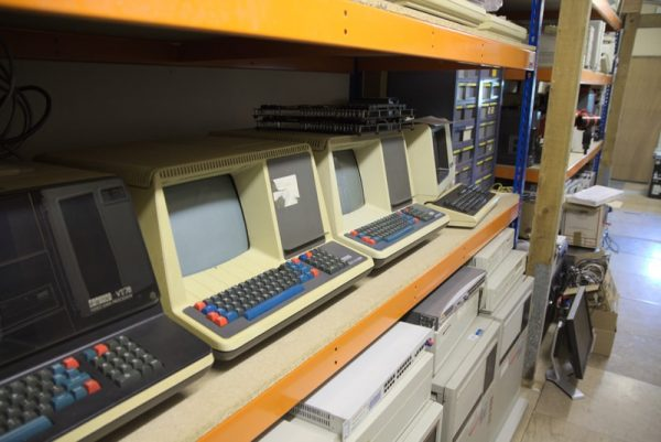 Examples of the computer collection
