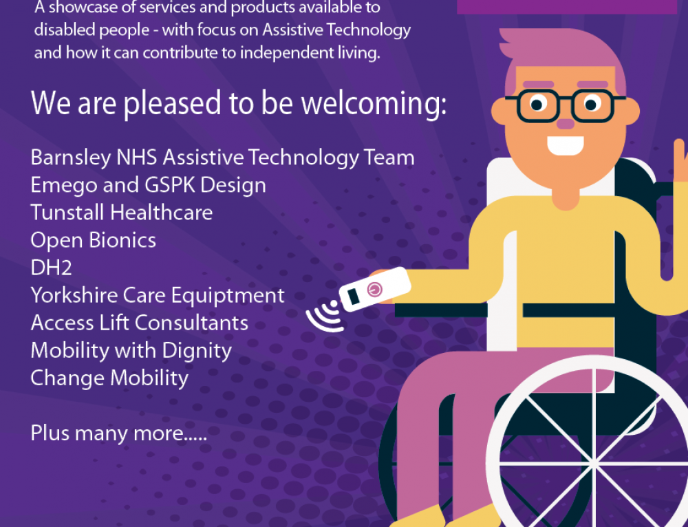 GSPK Design to Showcase Emego at Assistive Technology Event