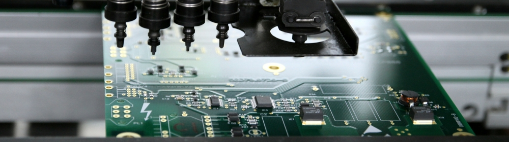 Electronics manufacturing by GSPK Design
