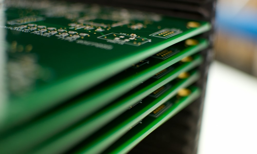 Circuit board manufacturing in the UK