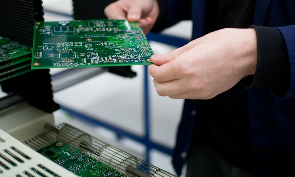 Electronic Manufacturing in the UK
