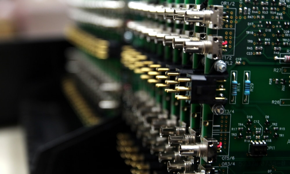 PCB manufacturing in the UK